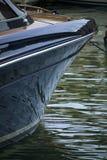 niebieska łódź Zdjęcia Royalty Free