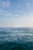 niebieska abstrakcyjna konsystencja Obrazy Stock