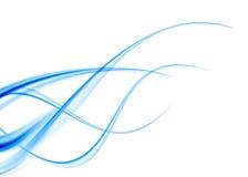 niebieska abstrakcyjne Zdjęcie Stock
