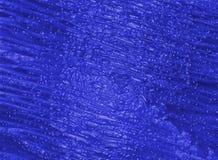 niebieska abstrakcyjne Zdjęcia Stock