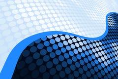 niebieska abstrakcyjne ilustracja wektor
