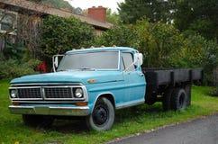 niebieska ciężarówka się wybór Obraz Royalty Free