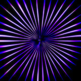 niebieska eksplozja tło ilustracja wektor