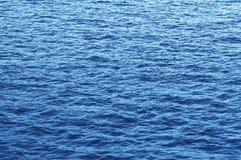 niebieska fale wody Obrazy Royalty Free