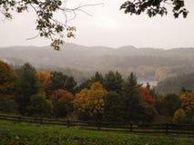 niebieska góry ridge Zdjęcie Stock