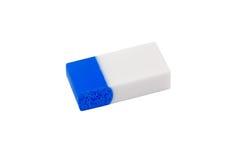 niebieska gąbka Fotografia Stock