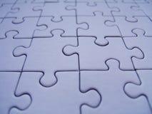 niebieska jigsaw royalty ilustracja