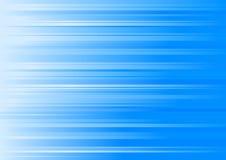 niebieska linia gradientu próbnego Obrazy Stock