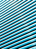 niebieska oślepia Obraz Stock