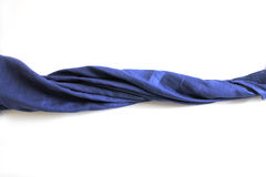 niebieska płótno Zdjęcia Royalty Free