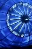 niebieska portret konstrukcji Obraz Royalty Free