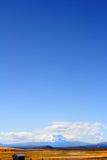 niebieska tła Zdjęcie Royalty Free