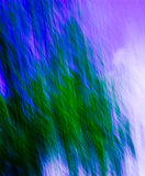 niebieska tła green Obrazy Royalty Free