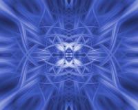 niebieska tła Fotografia Stock
