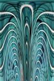 niebieska tła abstrakcyjne Fotografia Stock