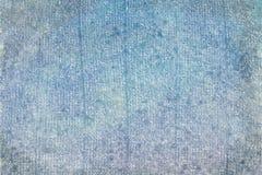 niebieska tła z cekinami Zdjęcia Stock