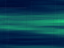niebieska tła green Fotografia Royalty Free