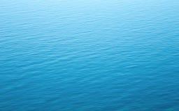 niebieska tekstury wody Obraz Royalty Free