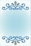 niebieski Obrazy Stock