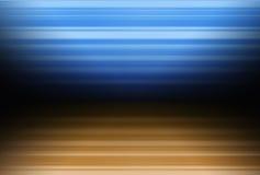 niebieski abstrakcyjne opalenizna Obrazy Stock