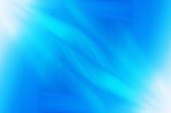 niebieski abstrakcyjnych tła krzywej Zdjęcia Royalty Free