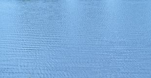 niebieski czochr wody Zdjęcie Stock