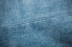 niebieski denham Fotografia Royalty Free