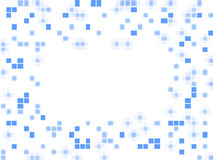 niebieski deski pustych miejsc fotografia stock