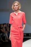 niebieski fotografa mody flash pokaz odcień Kobieta wizerunek i styl Fotografia Royalty Free