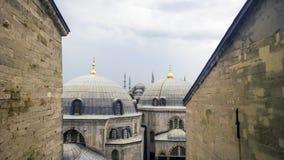 niebieski Istanbul meczetu Fotografia Royalty Free