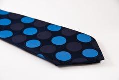 niebieski krawat Zdjęcie Royalty Free