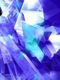 niebieski lód royalty ilustracja