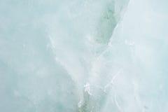 niebieski lód Zdjęcie Stock
