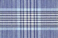 niebieski materiał Obrazy Stock