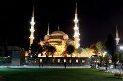 niebieski meczetu Zdjęcie Royalty Free