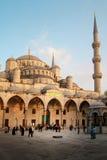 niebieski meczetu Zdjęcie Stock