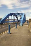 niebieski most Fotografia Stock