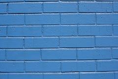 niebieski mur obraz stock
