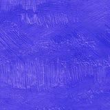 niebieski mur tła Obraz Royalty Free