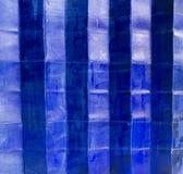 niebieski odbicia Fotografia Royalty Free