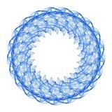 niebieski pierścionek Zdjęcia Stock