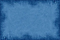 niebieski rama obrazy stock