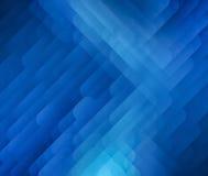 niebieski tła nowocześnie Obraz Stock