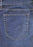 niebieski tła denham Zdjęcia Stock