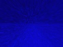 niebieski tła kolcami Obraz Royalty Free