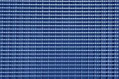 niebieski tablicach stali Obrazy Stock