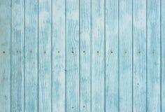 niebieski tekstury drewna Zdjęcia Stock
