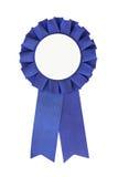 niebieski wstążkę, blisko Zdjęcia Royalty Free