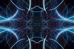 niebieski wz?r abstrakcyjne obrazy royalty free