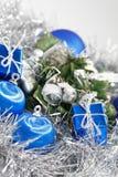 niebieskie święta Obraz Royalty Free